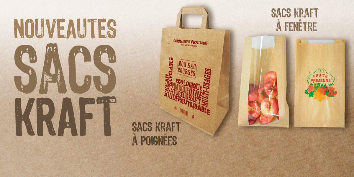 Où trouver le bon sac kraft pas cher pour la vente à emporter en restauration rapide ?