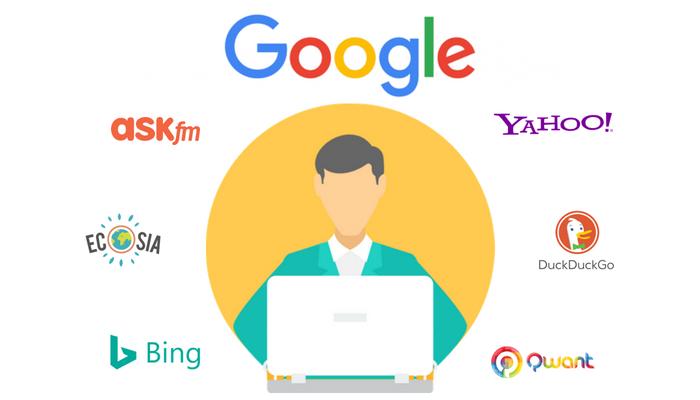 L'importance des moteurs de recherche aujourd'hui