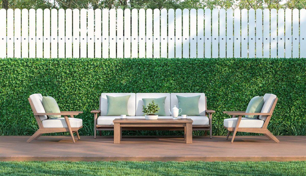 Choisir ses meubles de jardin